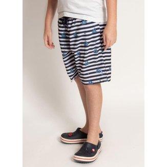 Shorts Aleatory kids Estampado Dash Masculino