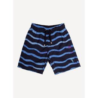 Shorts Aleatory Kids Estampado Infantil Masculina
