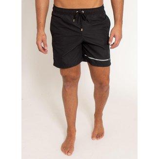 Shorts Aleatory Liso Stripe Masculino