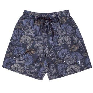 Shorts Aleatory North Masculino