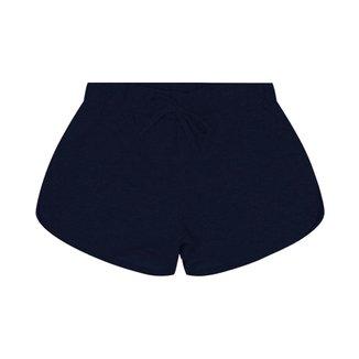 Shorts Básicos Infantil Rovitex Azul 1