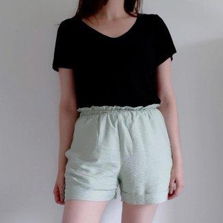 Shorts com Elástico