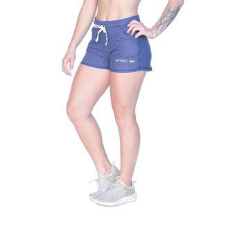 Shorts Cross Bar  Feminino