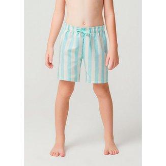 Shorts De Banho Infantil Menino - C4FK1BEN4