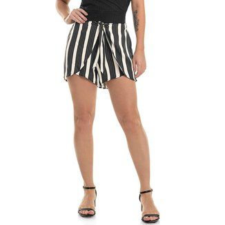 Shorts de Viscose Rovite Feminino