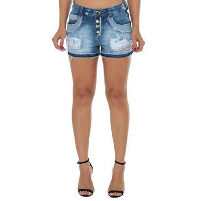 Shorts Denuncia Ease-Feminino