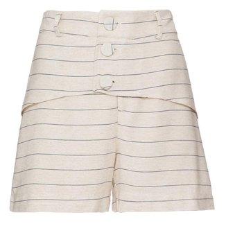 Shorts em Linho  Feminino