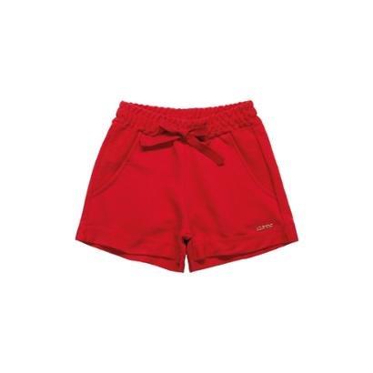 Shorts Em Moletom Feminino Quimby Infantil