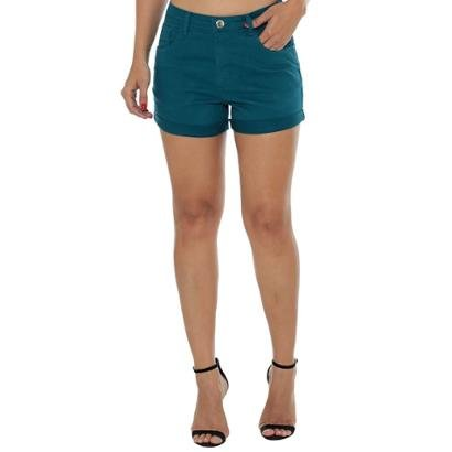 Shorts Eventual Mid Drop-Feminino
