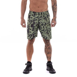 Shorts Everlast Workout Camuflado  Masculina