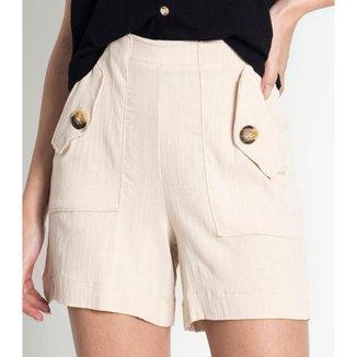 Shorts Feminino Sub Prime Endless Cinza GG