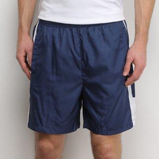 Shorts Gajang Listra Lateral Masculino