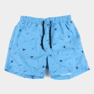 Shorts Infantil Hering Kids Masculino