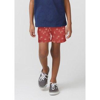 Shorts Infantil Hering Masculino