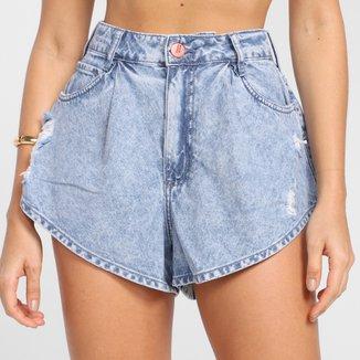 Shorts Jeans Colcci Marina Feminino