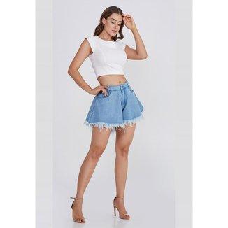 Shorts Jeans Express Godê Fernanda