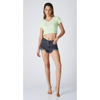 Shorts Jeans Express Hot Pants Fera
