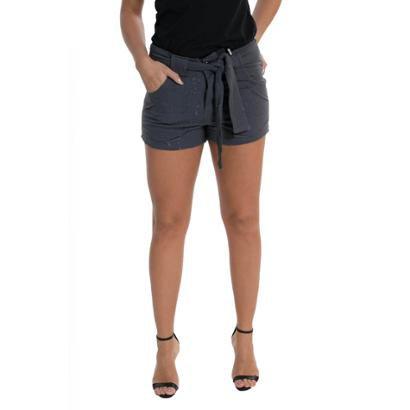 Shorts Jeans Osmoze Mid Drop Feminino-Feminino