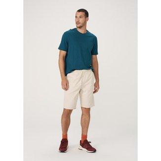 Shorts Masculino Em Sarja De Algodão