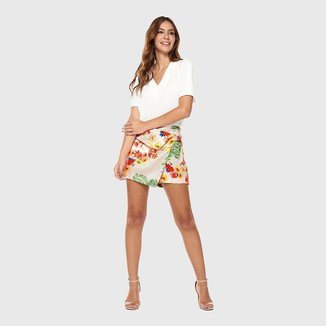 Shorts  Miss Joy Feminino