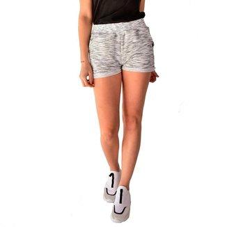 Shorts Moletom Rustico Brohood Feminino