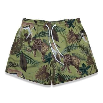 Shorts New Era Praia Botany Wild
