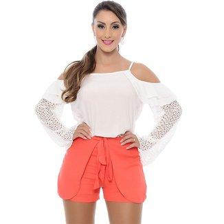 Shorts Saia B'Bonnie Bianca