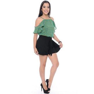 Shorts Saia B'Bonnie Feminina