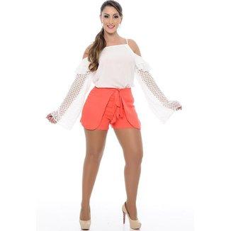Shorts Saia B'Bonnie Feminino
