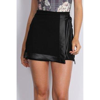 Shorts Saia Social Feminino