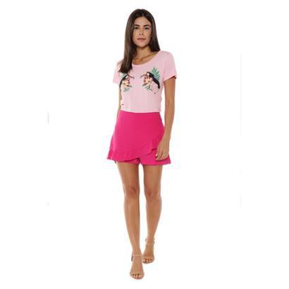Shorts Saia Studio 21 Fashion Babadinhos
