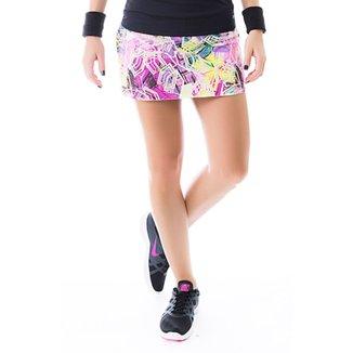Shorts Saia Vitta Babado
