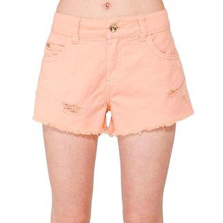 Shorts Sarja Destroyed Colcci