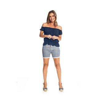 Shorts Sarja Rovite Feminino
