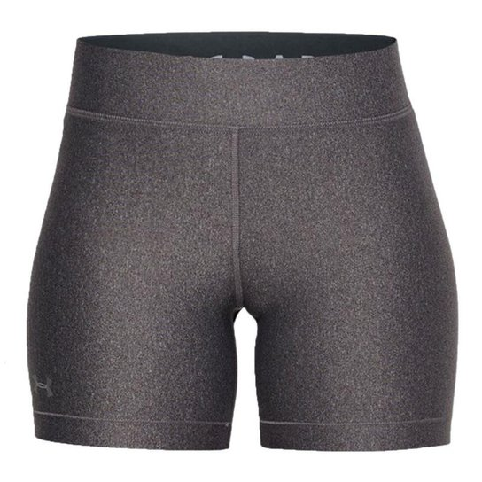 Shorts Under Armour HG Feminino - Grafite