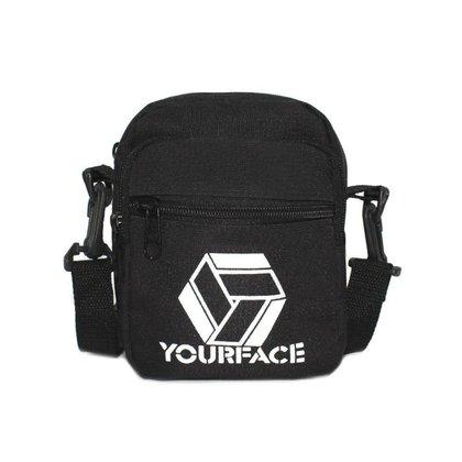 Shoulder Bag Your Face Biggie Preto