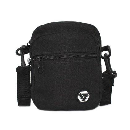 Shoulder Bag Your Face Circle Preto