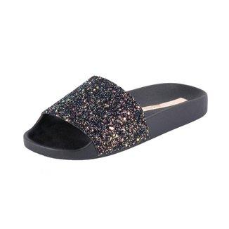 Slide Com Glitter  - Moleca