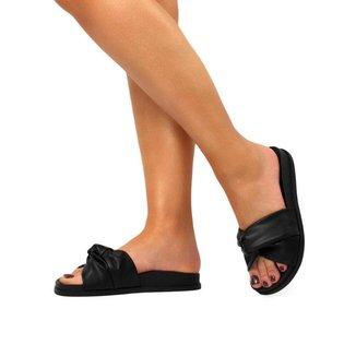 Slide Damannu Shoes Meryl Napa Feminino