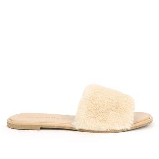 Slider Flat Pantufa Parabela Feminina