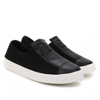Slip On Bebecê Tela Casual