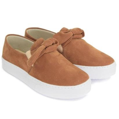 Slip On Dali Shoes Slip Laço Feminino-Feminino