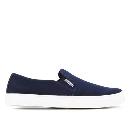 Slip On M. Officer Casual Masculino