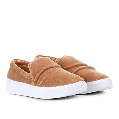 Slip On Petite Jolie Sneak Feminino