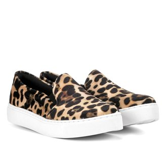 Slip On Santa Lolla Onça Feminino
