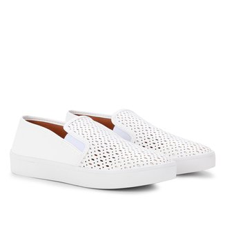 Slip On Via Uno Laser Feminino