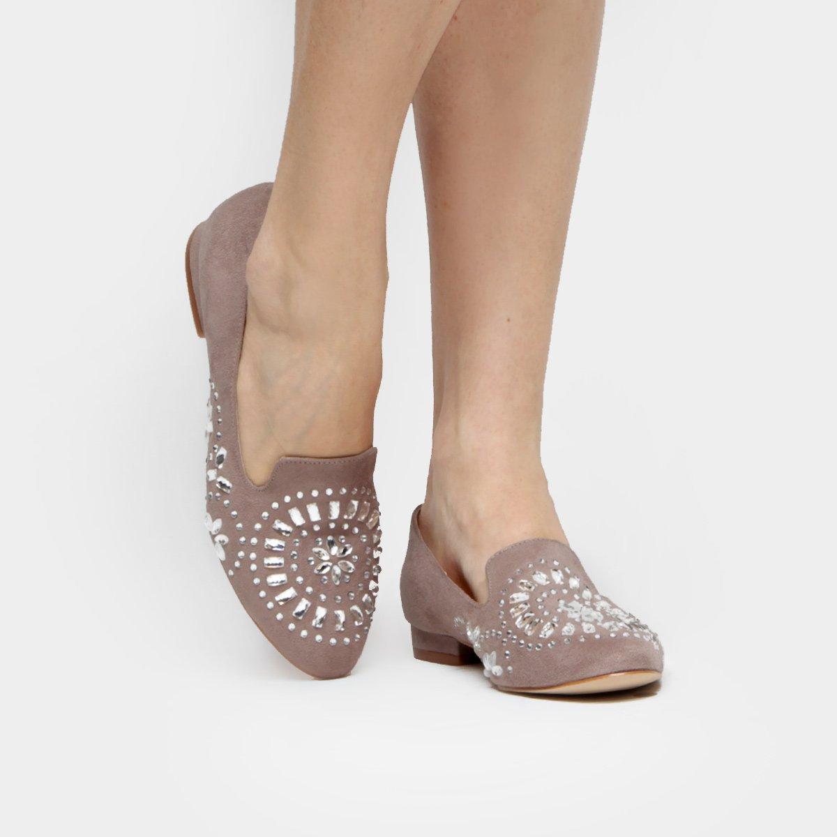 Slipper Slipper Cinza Hotfix Shoestock Slipper Cinza Hotfix Shoestock Shoestock IXwtBI5q