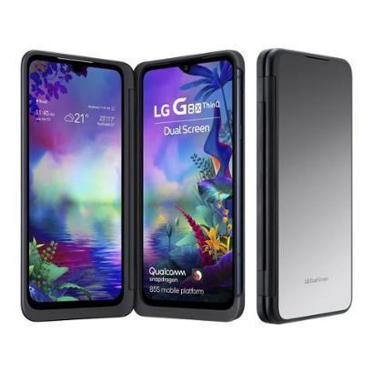 "Smartphone LG G8X 128GB 4G Octa-Core 6GB RAM Tela 6,4"""