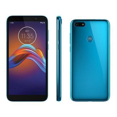 Smartphone Motorola E6 Play 32GB Azul 4G