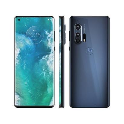Smartphone Motorola Edge+ 256GB 5G 12GB RAM Tela 6,7 Cam. Quadrupla + Selfie 25MP Unissex-Chumbo